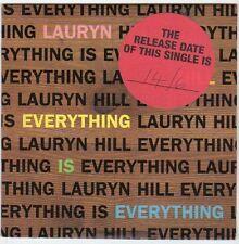 (EM974) Lauryn Hill, Everything Is Everything - 1999 DJ CD