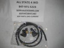 New Hard Top Corner & Center Weatherstrip Seal Kit-3 Pcs, For Wrangler YJ, 87-95