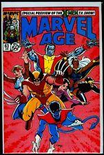 Marvel Comics MARVEL AGE #63 X-Men NM 9.4