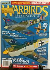 Warbirds International July August 2016 Warbirds Over Wanaka FREE SHIPPING