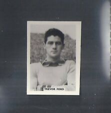 COLINVILLE-FOOTBALL INTERNATIONALS 1958-#20- CARDIFF - FORD