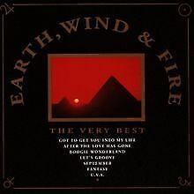 The Very Best von Earth Wind & Fire | CD | Zustand akzeptabel