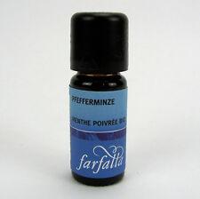 (99,00/100ml) Farfalla ätherisches Pfefferminze Öl Pfefferminzöl bio 10 ml