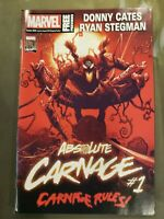 Marvel Preview #23 Absolute Carnage Donny Cates Marvel Comic 1st Print 2019 NM