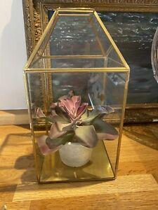 Beautiful Large Copper Lantern Nkuku Style (New)