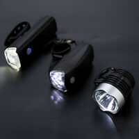 Super Bright LED Bycicle Front Light Headlamp Riding lights For Outdoor Cycling~