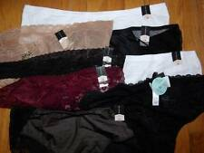 womans ALL new panties lot 8 9 XXL & XL extra extra large Ambrielle + BONUS pair