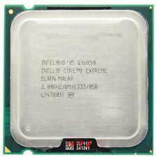 Intel Core 2 Extreme QX6850 3 GHz 1333 MHz 8MB Quad-Core LGA775 Socket Processor