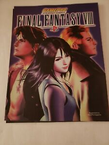 FINAL FANTASY VIII GamePro Strategy Guide