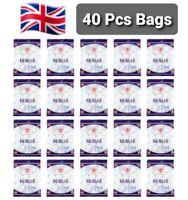 20Pcs Bag X 20 Packets Natural Mothballs Anti mold Moth Repellent Camphor Balls.