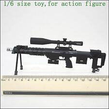 L09-47 1/6 scale action figure ZCWO DSR-1 sniper rifle