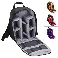 SLR Camera Bag Canon Backpack Rucksack Nikon Sony Travel Waterproof DSLR