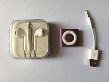 Apple iPod shuffle 4th Generation Purple (2GB)