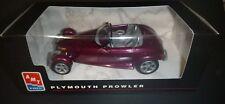 AMT 7601 Dealer Promo PLYMOUTH PROWLER 1/25 MODEL CAR MOUNTAIN