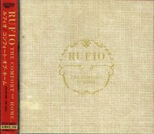 Rufio - The Comfort of Home - Japan CD - NEW - 16Tracks