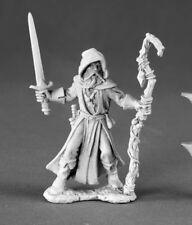 REAPER MINIATURES DARK HEAVEN - 03484 Karlov Diedrich Wizard