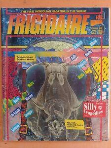 FRIGIDAIRE #140 -SETTEMBRE 1992 primo carnera