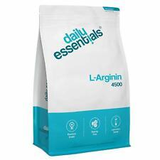 L-ARGININ 4500 - 1000 Tabletten (V) - Muskelaufbau Reines Arginin Hcl no Kapseln