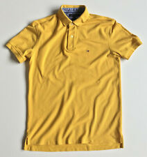 tommy hilfiger 40's two ply cotton original yellow size S