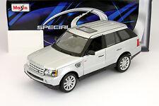 Range Rover Sport silber 1:18 Maisto