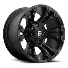 "4-NEW Fuel D560 Vapor 15x8 5x114.3/5x4.75"" -16mm Matte Black Wheels Rims"