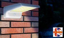 20 SMD LED PIR Motion Solar Powered Sensor Wall Light Outdoor Garden Garage