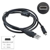 Original VHBW USB Av audio video cable para olympus cb-usb7