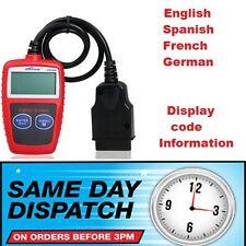 MINI One Cooper S Coupe Hatchback Convertible Fault Code Reader Scanner tool