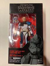 "Hasbro Star Wars Rebels /""Captain Rex/"" 3.75/"" Action Figure NEW//NIP"