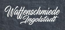 ADESIVI armi fucina Ingolstadt AUTO STICKER TUNING JDM DECAL AUDI SLINE RS