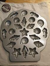 Nordic Ware Backform , seashell pan, Muscheln, ohne gebrauchsspuren