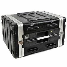 Stagg Abs-6u ABS Case for 6 Unit Rack