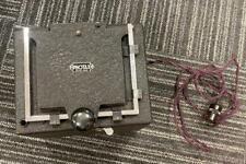 PHOTAX QUARTER PLATE CONTACT PRINTER SPARES OR REPAIRS IN ORIGINAL BOX