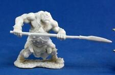 Orc Hunter with Spear Miniature by Reaper Miniatures RPR 77045