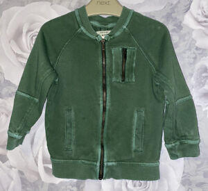 Boys Age 18-24 Months - River Island Zip Up Sweater