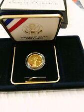 Campeonato Futbol USA 1994 Moneda Oro 5 dolares