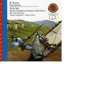 Strauss: Don Quixote Yo-Yo Ma Andrew Davis, Seiji Ozawa and Boston Symphony Neu