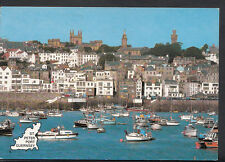 Channel Islands Postcard - St Peter Port, Guernsey   B2618
