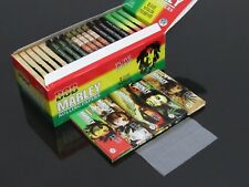 1 Box Reggae 1 1/4 Size 78mm Natural Organic Hemp Cigarette Rolling Papers N30