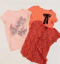 J Crew Factory Womens Lot of 3 Size Medium T-Shirts Short Sleeve Shirts Sz M