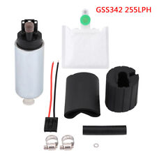 GSS342 Electric High Flow Pressure Intank External Inline 255LPH Fuel Pump 12V