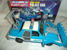 SUPER MARIO BROS. MOVIE CRASH ACTION POLICE CAR W/ BOX PLEASE READ! NINTENDO NES