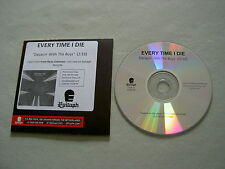 EVERY TIME I DIE Decayin' With The Boys promo CD single