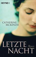 Letzte Nacht von Catherine McKenzie (2015, Taschenbuch), UNGELESEN