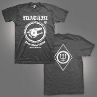 WATAIN - Metal Militia - T SHIRT S-2XL Brand New Official Kings Road Merchandise