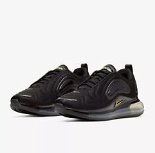 Nike Unisex Air Max 720 Black Gold Silver Size Uk 7 Eu 41 Cm 26 (CT2548-001)