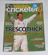 THE WISDEN CRICKETER MAGAZINE JULY 2006 VOLUME 3 NUMBER 10 - TRESCOTHICK