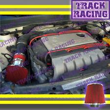 93-98 VOLKSWAGEN GOLF GTI CORRADO SLC JETTA PASSAT GLX 2.8L AIR INTAKE Red