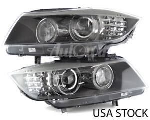 BMW 3 SERIES E90 LCI E91 LCI XENON ADAPTIVE HEADLIGHT LEFT & RIGHT SIDE USA NEW