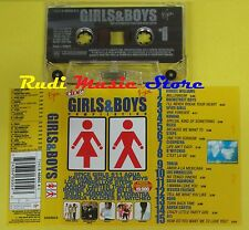 MC GIRLS & BOYS compilation CIOE' 1998 SPICE GIRLS AQUA KAVANA no cd lp dvd vhs